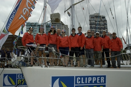 ClipperNew York team pic Durban 25 Nov