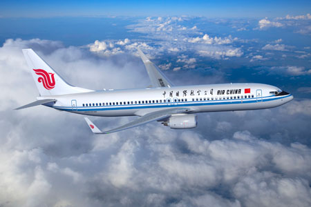 Boeing737-800AirChina