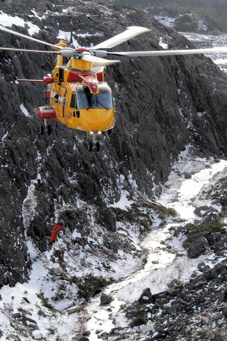Cormorant Mountain Rescue