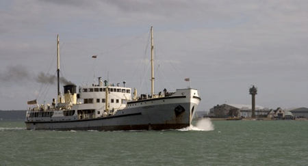 Shieldhall-at-Calshot