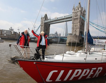 ClipperRace London annoucement