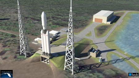 commercial-launch rendering