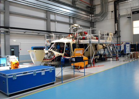 HeliVert AR IAC approval for AW139