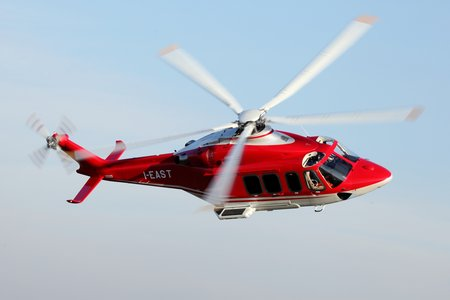 AW139 AW-ENAV IFR LPV tests