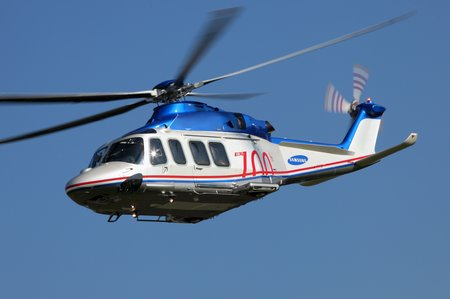 AW1183 - 700th AW139 goes to Samsung