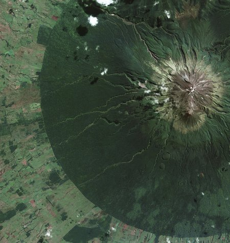 Egmont National Park New Zealand node full image 2