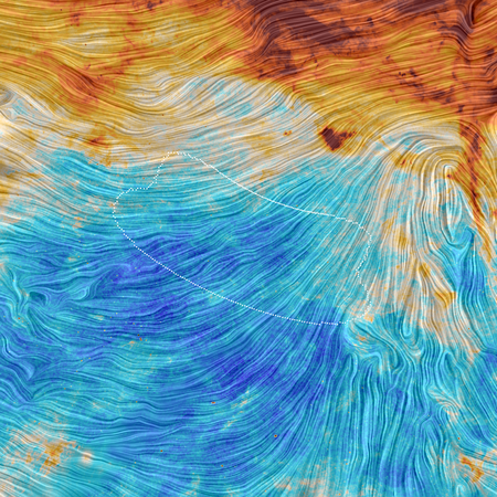 Planck view of BICEP2 field node full image 2