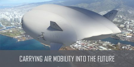 Lockheed Martin Hybrid Airship Certification Plan for Commercial