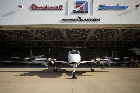 Textron Aviation Service Photo