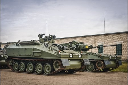 BAE SYSTEMS TO SUPPORT LATVIAN CVR(T) FLEET IN-COUNTRY
